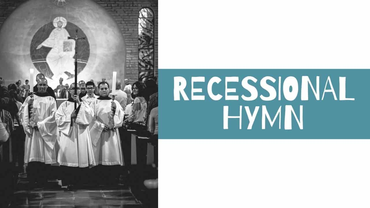 recessional hymn image